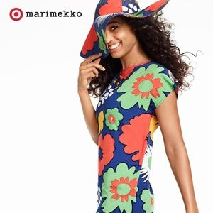 Marimekko x Target Bright Flower Tunic Dress Small